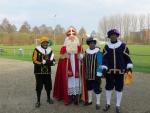 Sinterklaas op bezoek bij TEC