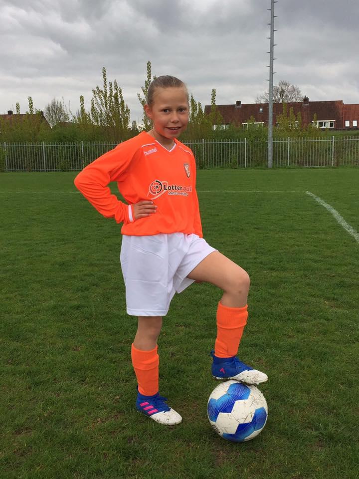 🧡| Pupil van de week Indy van Dijk | TEC - sv Spakenburg
