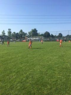 bekerwedstrijd TEC JO12-1- FC Engelen