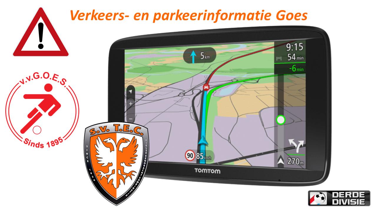 Goes - TEC Parkeren