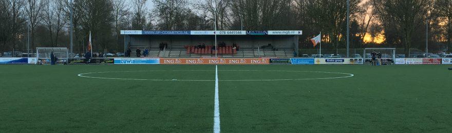 1/8 finale KNVB Jeugdbeker Oranje Wit JO13-1 - TEC JO13-1