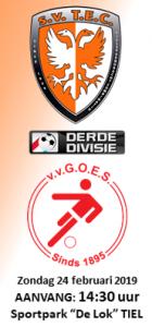 TEC - GOES @ Sportpark De Lok