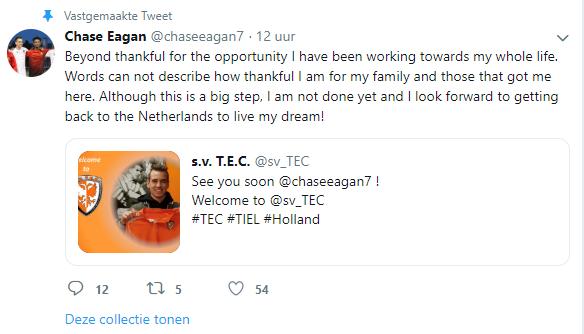 Twitter Chase Eagan