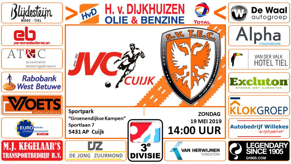 JVC Cuijk - TEC