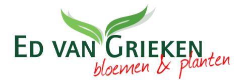 Ed van Grieken Bloemen & Planten