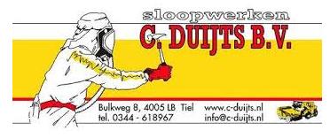 Sloopwerken C. Duijts BV