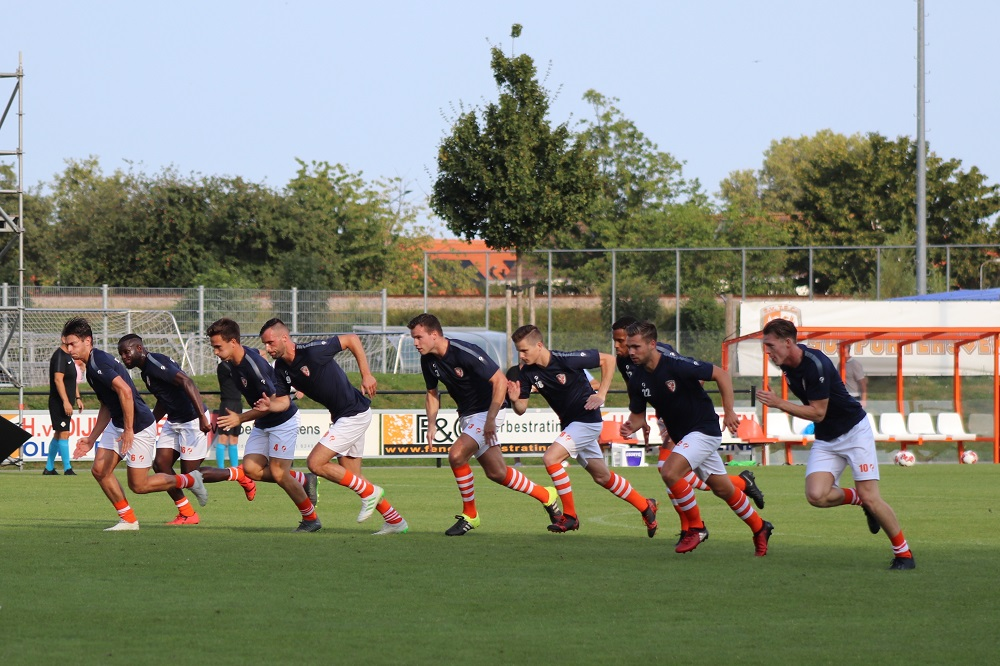 TEC - FC Jong Volendam