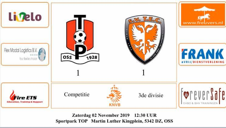 TOP Oss JO13-1 – TEC JO13-1