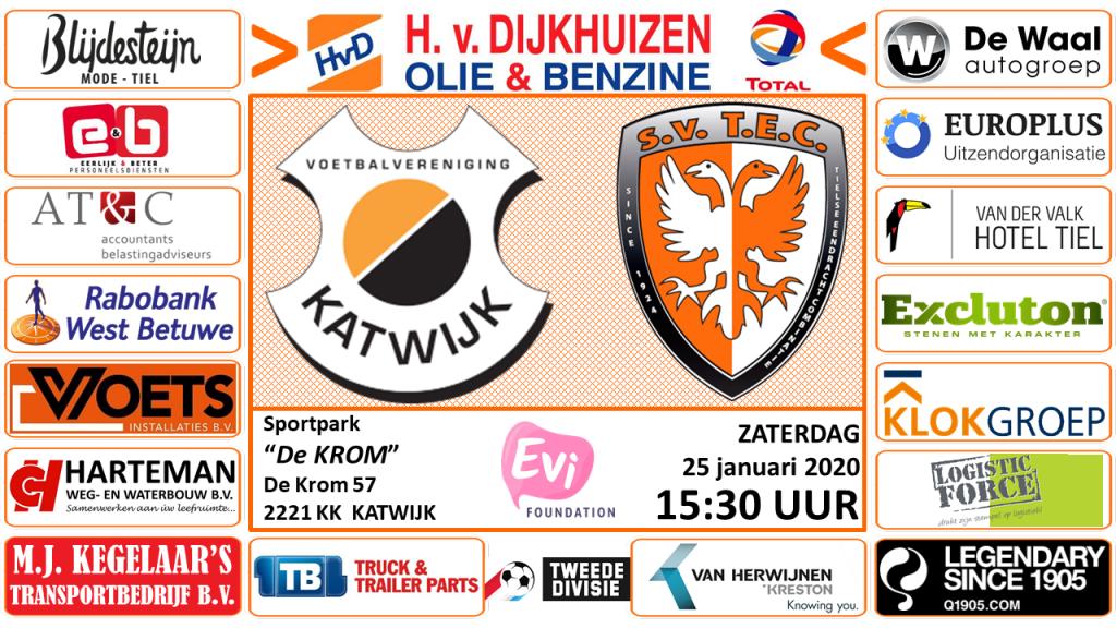 🧡 | Katwijk - TEC