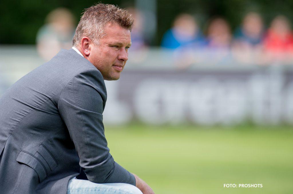 Hans van de Haar | Nieuwe trainer TEC