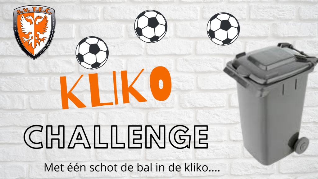 Kliko Challenge #klikochallengetiel