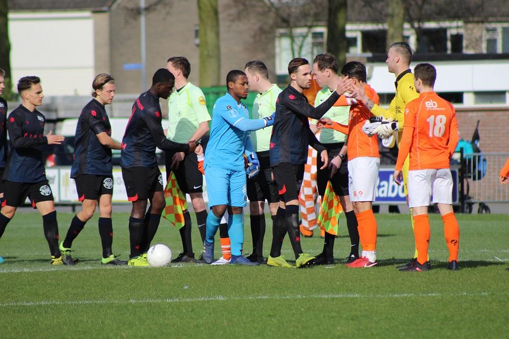 Tweede Divisie | Seizoen 2019-2020 | TEC - Jong Sparta Rotterdam | Zondag 1 maart 2020 | Eindstand: 1-1 | © TEC