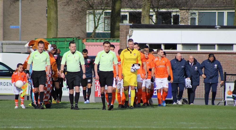 TEC - Jong Sparta Rotterdam | Tweede Divisie | Zondag 1 maart 2020 | Eindstand: 1-1 | Copyright: TEC/Natasja Jansen