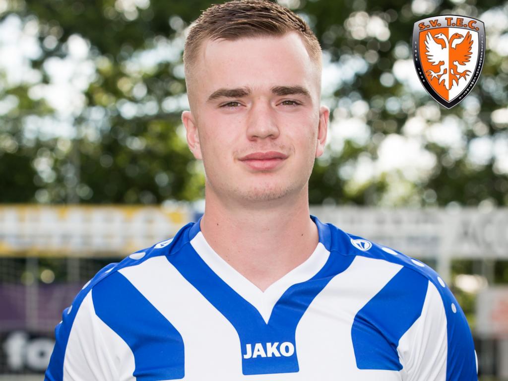 Jesse van Baal speelt komend seizoen (2020/2021) voor TEC. Hij komt over van FC Lienden.