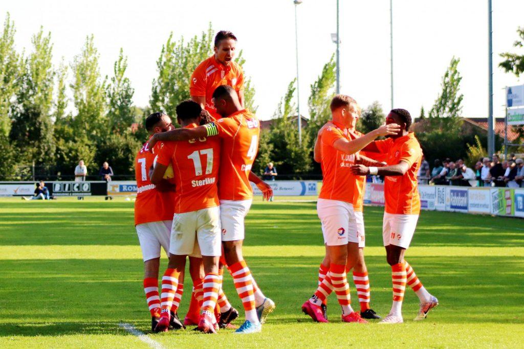 TEC - GVVV | Tweede Divsie | 2020-2021 | zaterdag 19 september 2020 | Sportpark De Lok | Eindstan: 1-1
