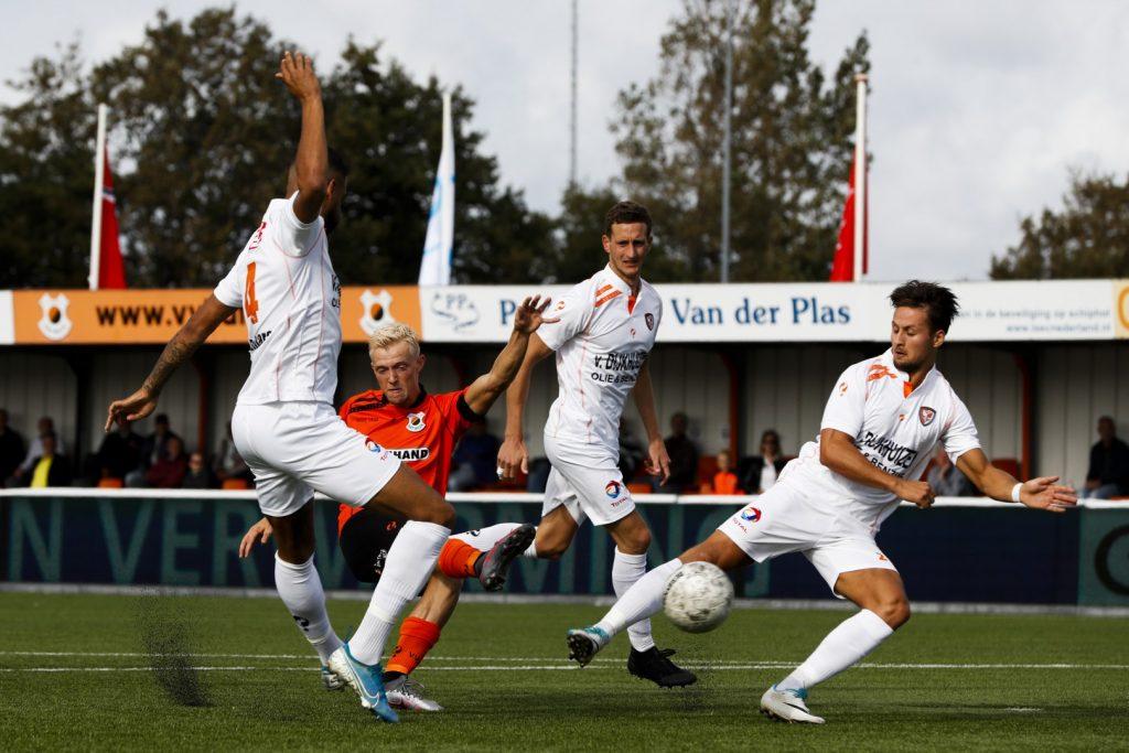 Katwijk - TEC | Zaterdag 12 september 2020 | Eindstand: 2-1