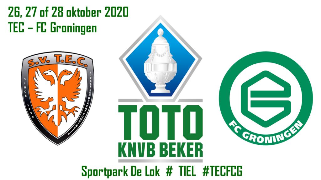 TEC - FC Groningen | KNVB Beker