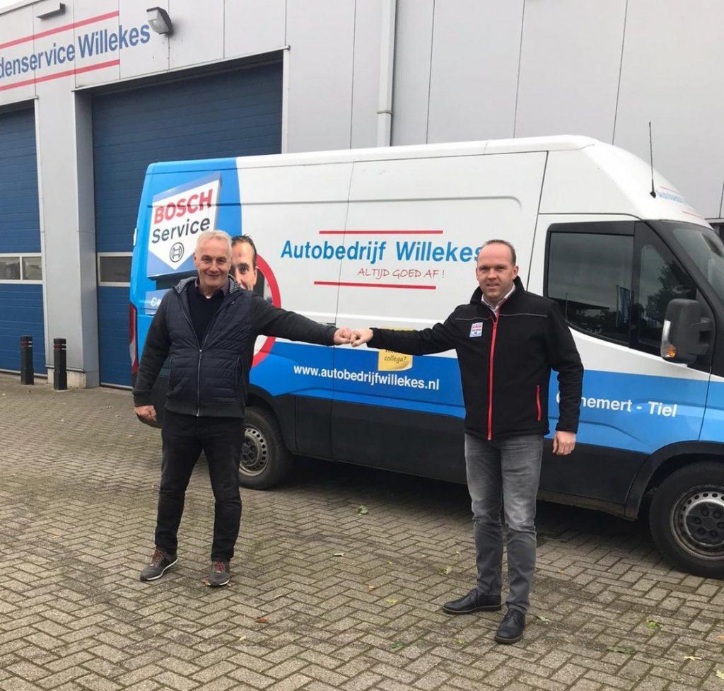 Autobedrijf Willekes | Sponsor van TEC & Goudpartner Businessclub TEC