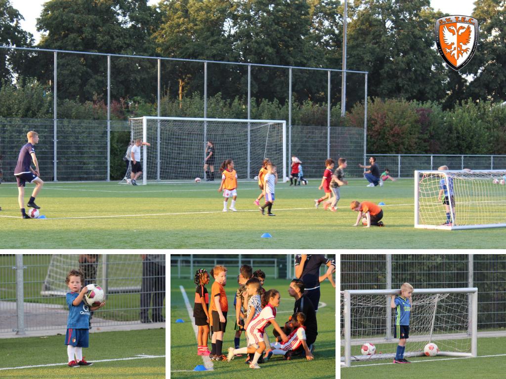 Voetbal mini Tiel TEC | Kaboutervoetbal