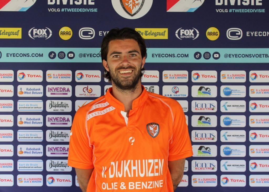 Gino Bosz komt de selectie van TEC versterken.. Keeper Lukas Grizell verlengt en wordt verhuurd aan SML Arnhem