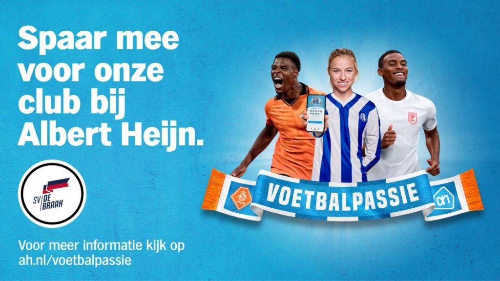 Voetbalpassie | Sparen met je boodschappen voor je favoriete voetbalclub in Tiel: sv TEC #voetbalpassie